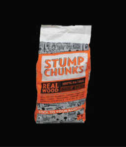 Free Stump Chunks Fire Starter Samples
