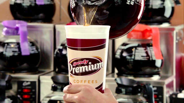 Enjoy a Free 10 oz/12 oz Hot Speedway Beverage with Recipe Submission