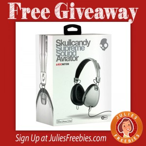 Free Aviator Headphones Giveaway