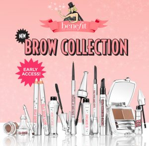 Free Benefit Cosmetics Brow Products