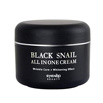 Free Black Snail All In One Cream for Keeping Your Skin Moisturized