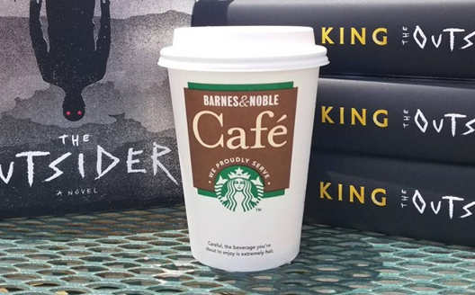 Free Tall Hot/Iced Coffee for Sharing School's Required Reading List