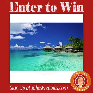 Bora Bora Bound Sweepstakes