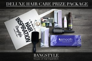 Win a Deluxe Hair Care Prize Pack