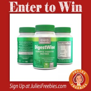 Free Full Size DigestWise Supplement