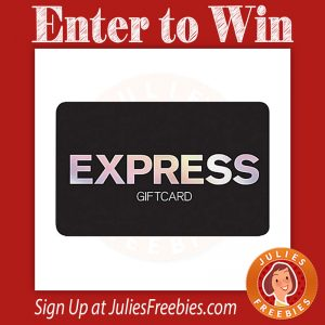 Free Express Gift Card Giveaway