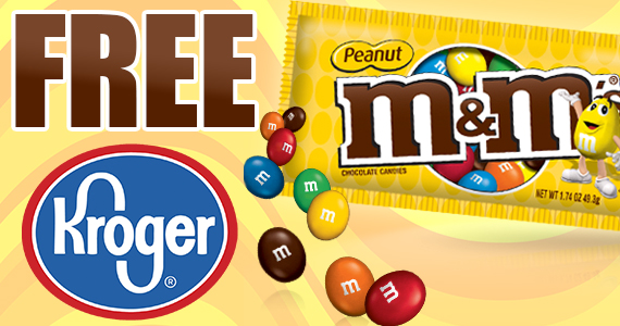 Free M&Ms From Kroger
