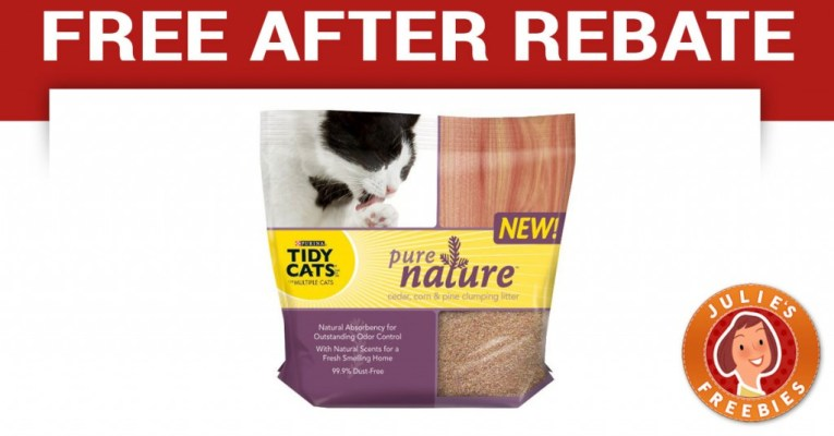 free-tidy-cats-pure-nature-rebate