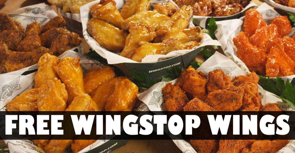 Free Extra Wings at Wingstop 7/29
