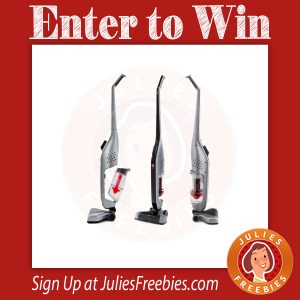 Hoover Cordless Freedom Sweepstakes