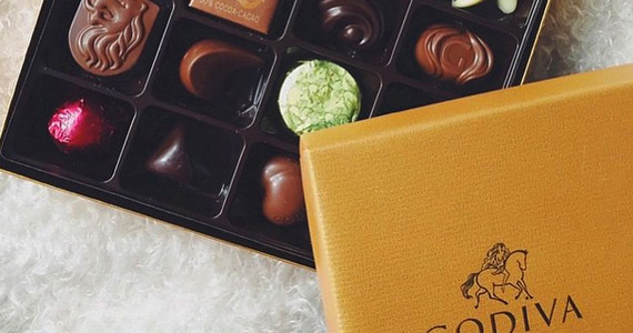 Join Godiva's Rewards Club for FREE Chocolate & More!