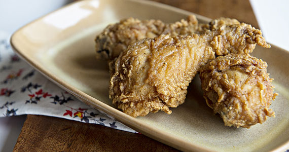 KFC's Fried Chicken Recipe Revealed!