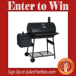 Win a Kingsford Barrel Grill