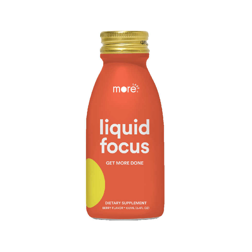 Free Liquid Focus Dietary Supplement