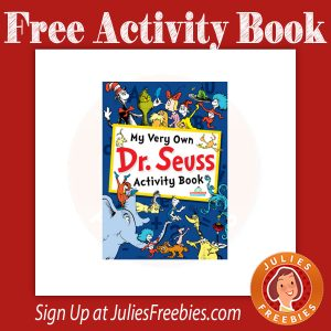 Free Printable Dr. Suess Activity Book
