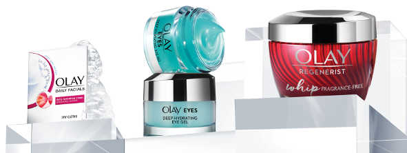 Free Olay Whips Fragrance Free Samples for US Residents (Minimum 18 Years Old)