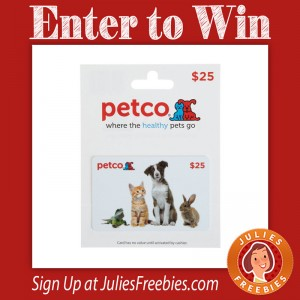 Free Petco Gift Card Giveaway