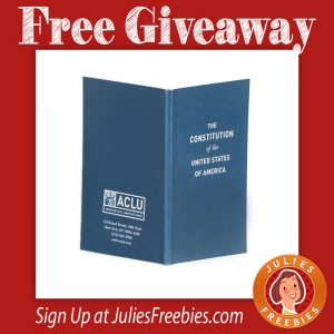 Free Pocket Constitution (new offer)