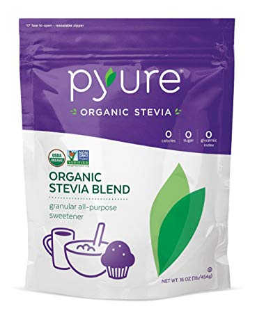 Request for Your Free Pyure Organic Stevia Sample Packet Today