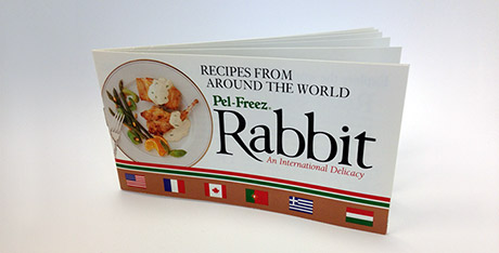 Get a Free Peel-Freez Rabbit Recipe Book