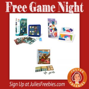 Host a SmartGames Game Night