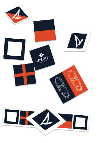 Free Sperry Sticker Packs for Everyone (US Only)