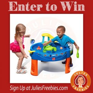 Win a Finding Dory Water Table