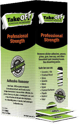 Free Take Off Wipe Adhesive Removing Wipes (US Only)