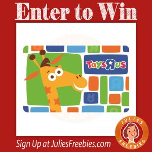 Win a $50 Toys R Us Gift Card