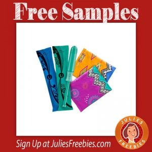 Free U by Kotex Sample Kit