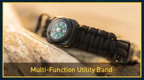 Free Multi-Function Utility Band from Skoal