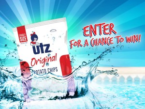 Win an Utz Summer Prize Pack