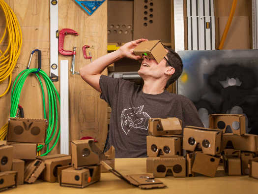 Free US Army Google Cardboard Headsets