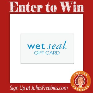 Wet Seal Charmed One Sweepstakes