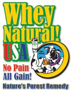 Free Whey Natural USA Protein Sample