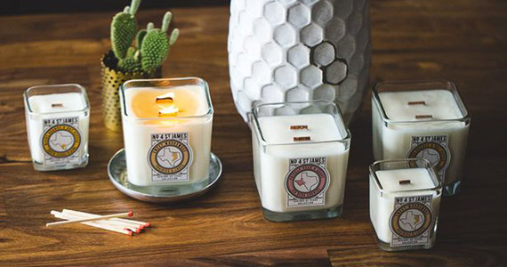 Win a Regions of Texas Candle Collection