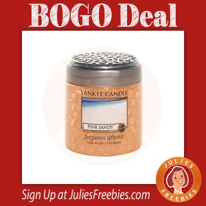 BOGO at Yankee Candle