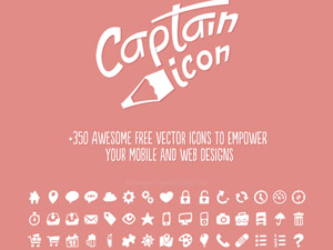 Captain Icon : 350+ Free Vector Icons for Mobile and Web Design