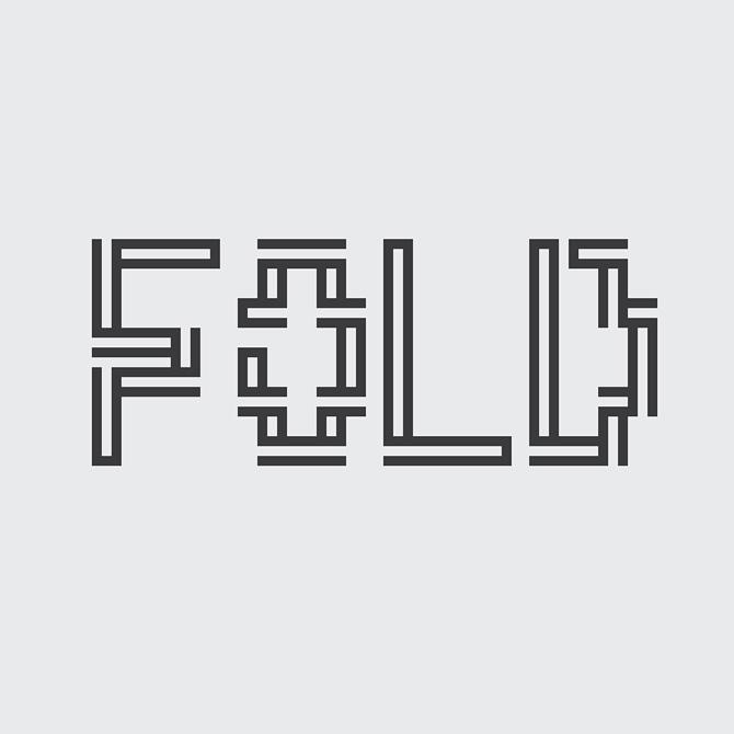Fold Free Typeface
