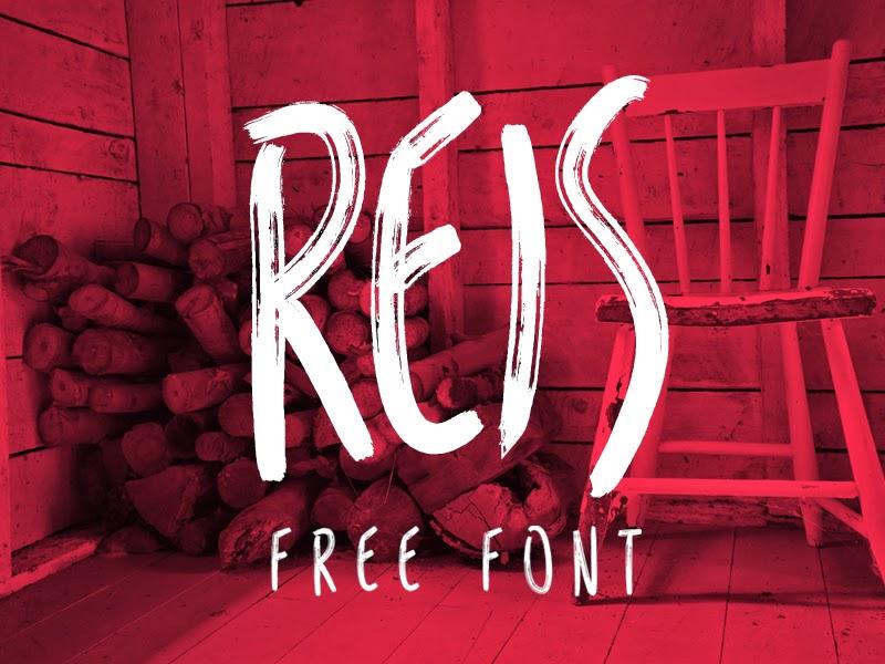 Reis Free Typeface