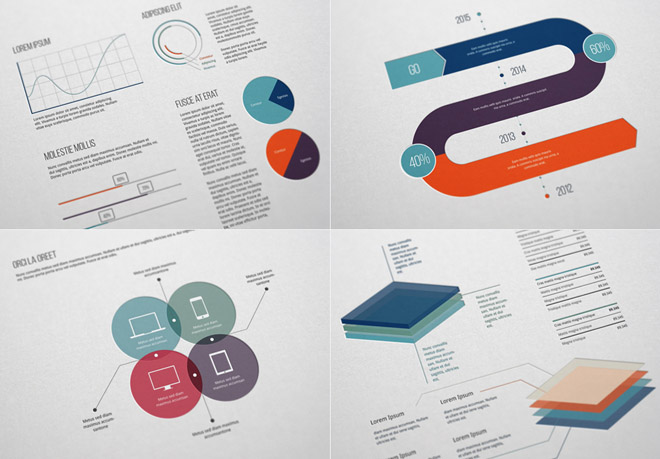 Free Ultimate Infographics Elements Pack - Free Download ...