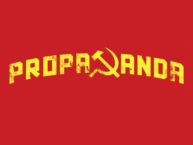 Propaganda Free Font