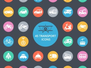 free transport icon