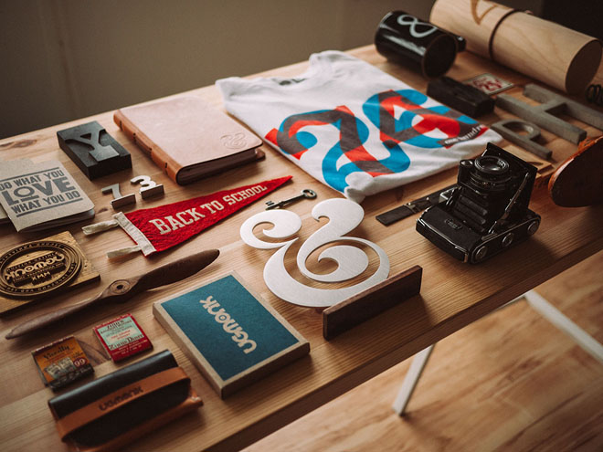 5 Hipster Office Stock Photos
