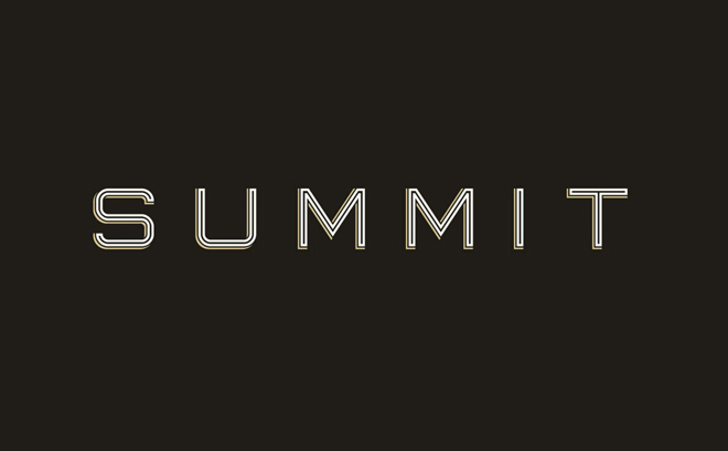 Summit Free Display Font