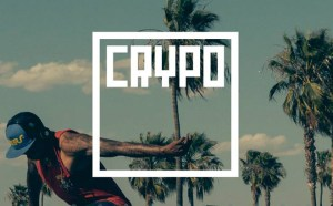 Crypo :  Free Geometric Sans Serif Font