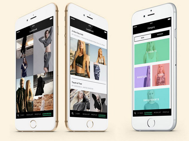 Fashion Mobile UI Kit