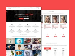 Margo – Free Bootstrap Template for Startup