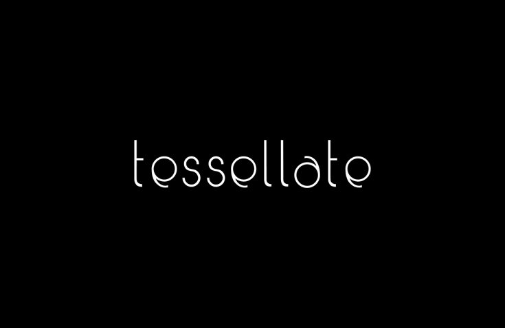 Tessellate Free Font