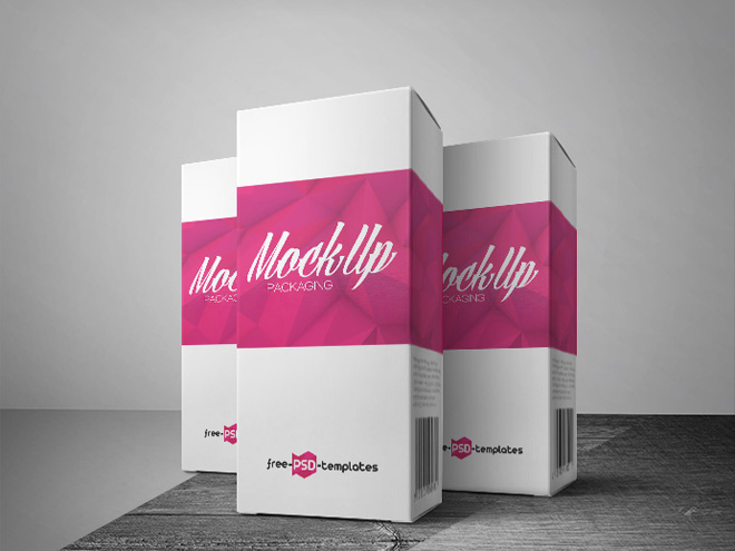 Download Free Packaging Mockup PSD - Free Download